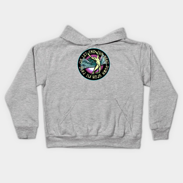 4a8768ec ICARUS PURPLE HAZE - Led Zeppelin - Kids Hoodie | TeePublic