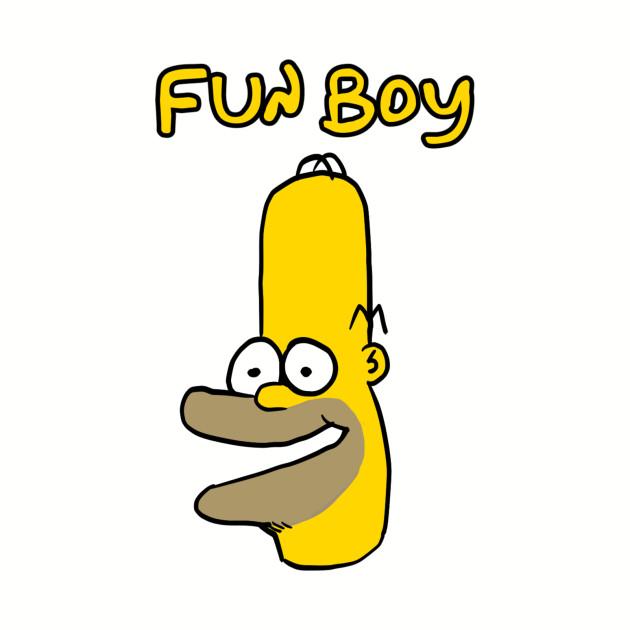 Fun Boy Homer
