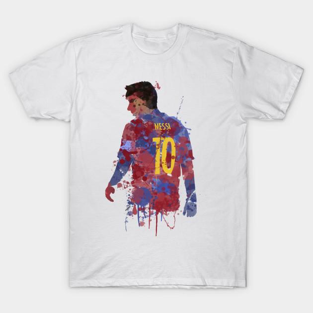 Lionel Messi Barcelona Legend Messi T Shirt Teepublic