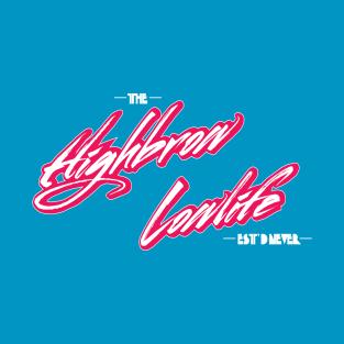 Throwback Logo t-shirts