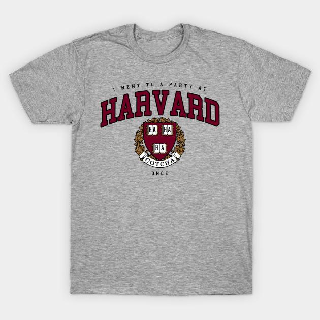 632292f61fc9 Harvard Spoof - Harvard - T-Shirt | TeePublic
