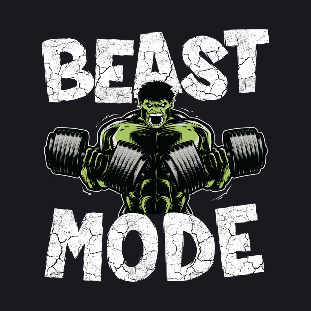 BEAST MODE - GYM
