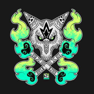 Tribal Alolan Marowak t-shirts