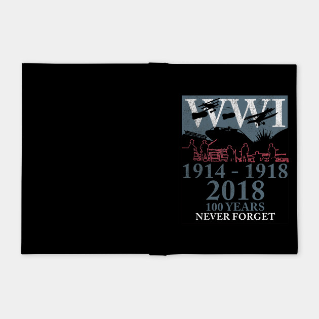 World War One 100 Years Tshirt Commemoration Remember Gift