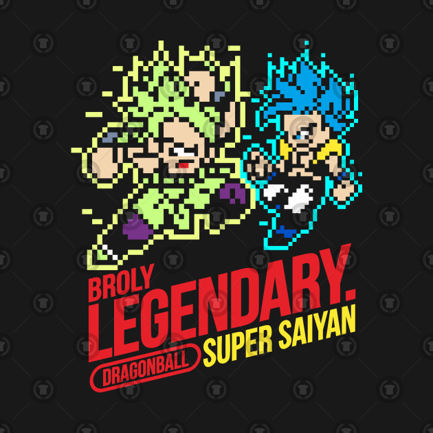 Dragon Ball Super Broly 8bit