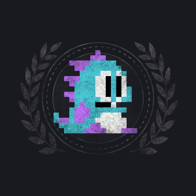 Bubble Bobble - Sprite Badge 2