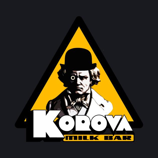 Korova Milk Bar.
