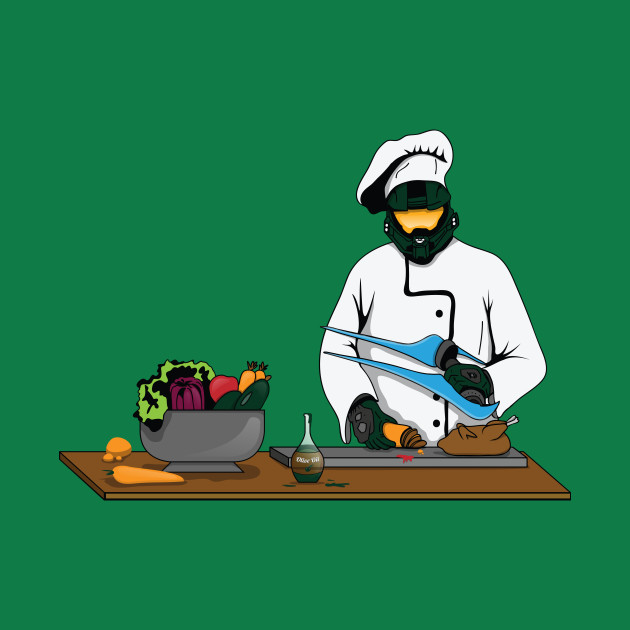 Master Chief or Chef