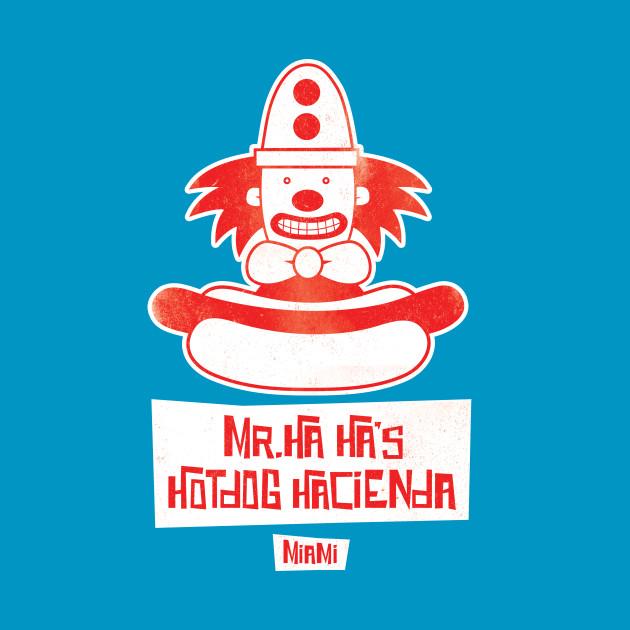 Mr. Ha Ha's Hotdog Hacienda