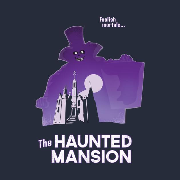 Hatbox Ghost (Disney World)
