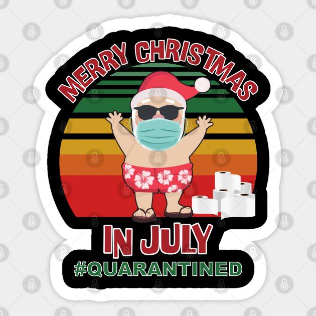 Christmas Santa Claus In July Sales 2020 Summer Christmas In July 2020 Santa Claus With Face Mask