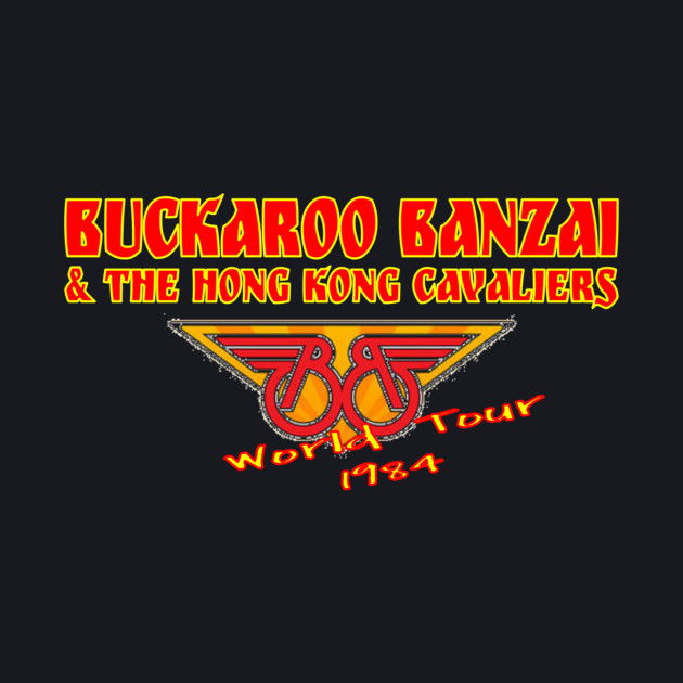 Buckaroo Banzai and the Hong Kong Cavaliers