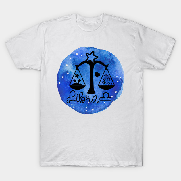 Zodiac Birthday Gift Libra T Shirt