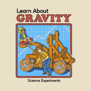 Learn about Gravity t-shirts
