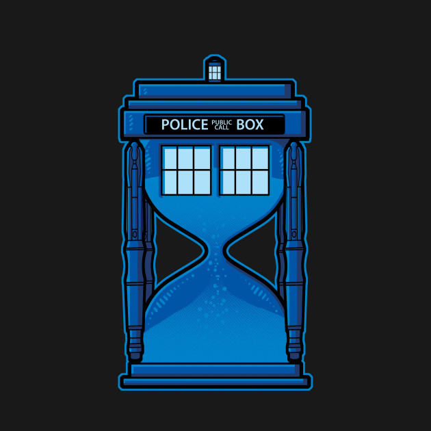 Time Paradox T-Shirt