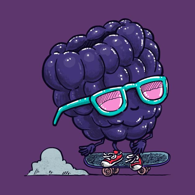 The Blackberry Skater