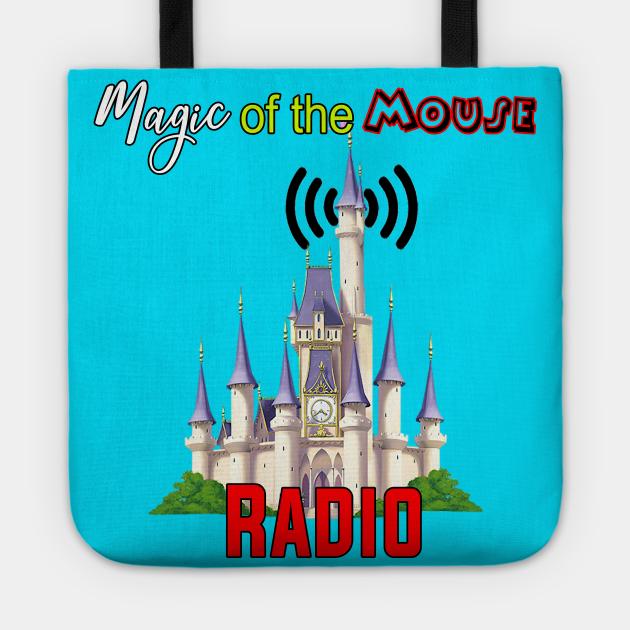 Magic of the Mouse Radio Castle Logo