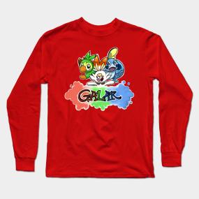 f7513bb3 Galar Starter Master Long Sleeve T-Shirt