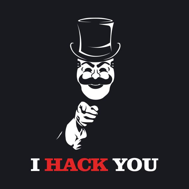 Uncle FSociety I Hack You Mr Robot