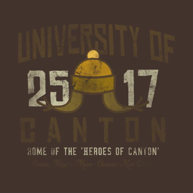 University Of Canton T-Shirt