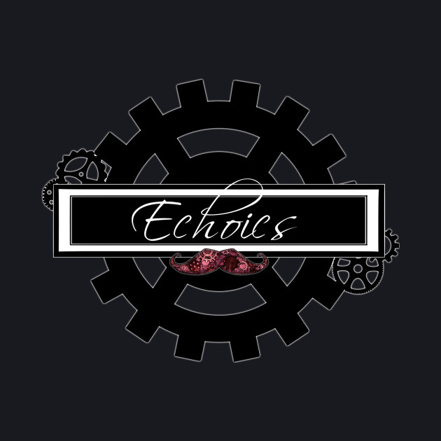 Echoics Gears Simple Black
