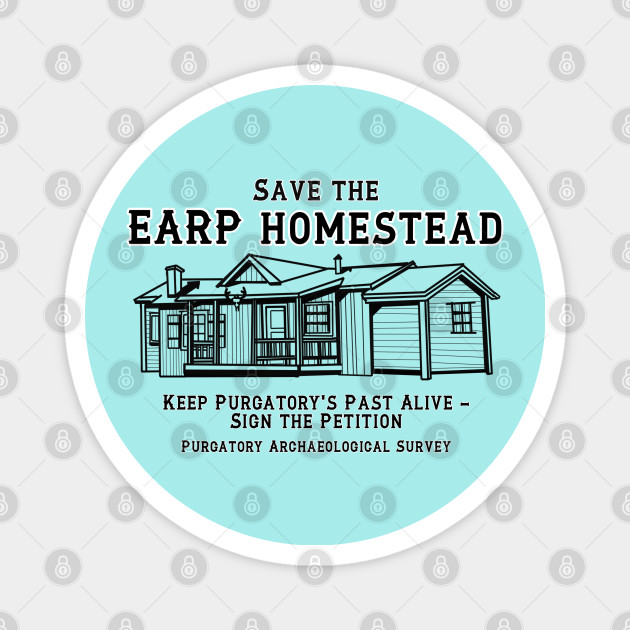 Save the Earp Homestead