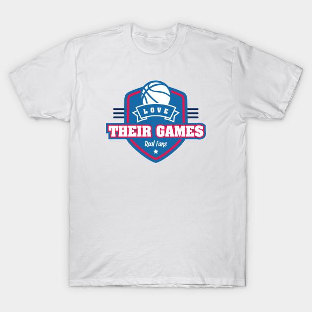 83563ec24077 NBA Philadelphia 76ers Team Color - Nba - T-Shirt
