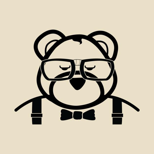 Nerd Bear