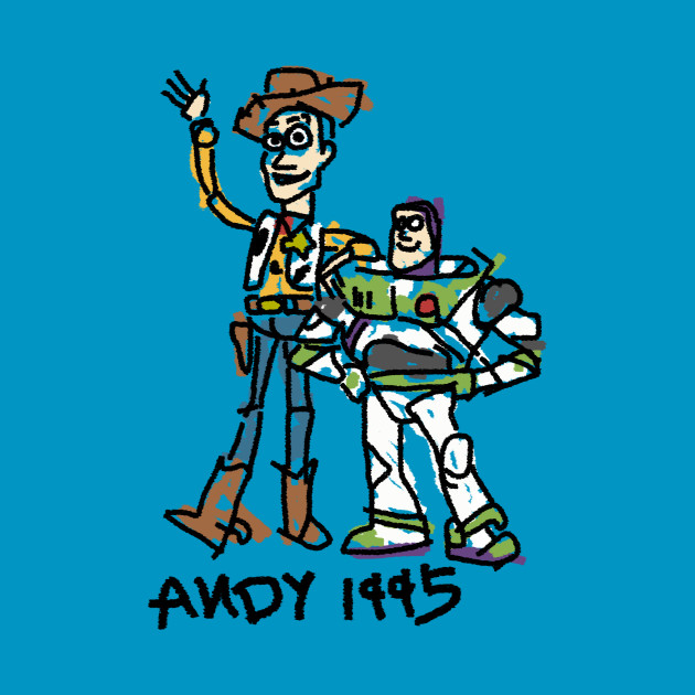 Andy's Drawing •Toy Story