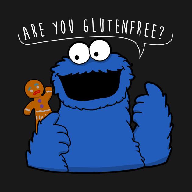 Cookie Monster Glutenfree