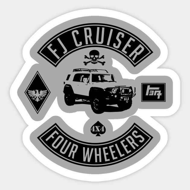 Fj Cruiser Club Shirt