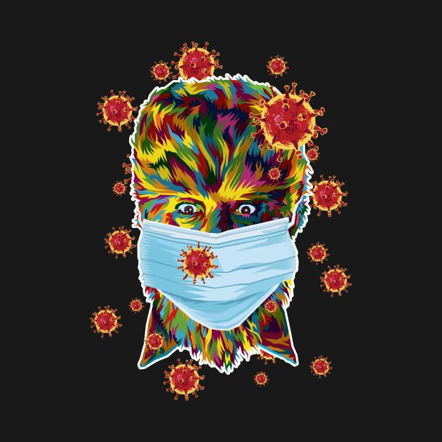 Corona Wolfman - Colorful Version
