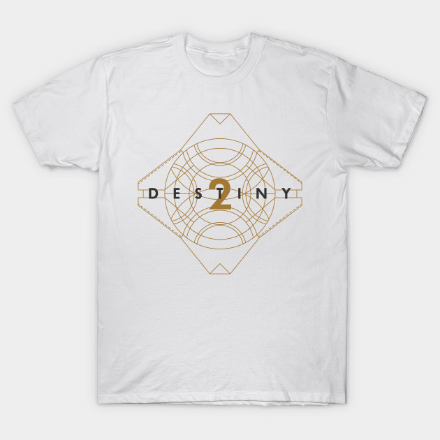 Destiny 2 - Light T-Shirt-TOZ