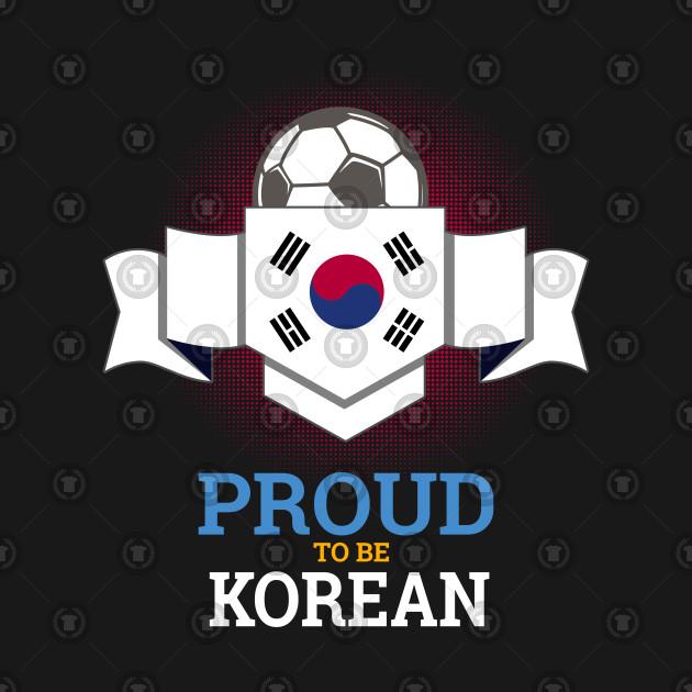 Football Korean Korea Soccer Footballer Goalie Rugby Gift