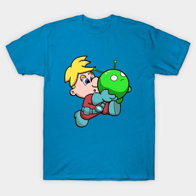 46b229b069d Super Gary - Final Space - T-Shirt