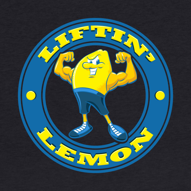 Liftin' Lemon BLUE