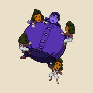 Oompa Loompas Save Me! t-shirts