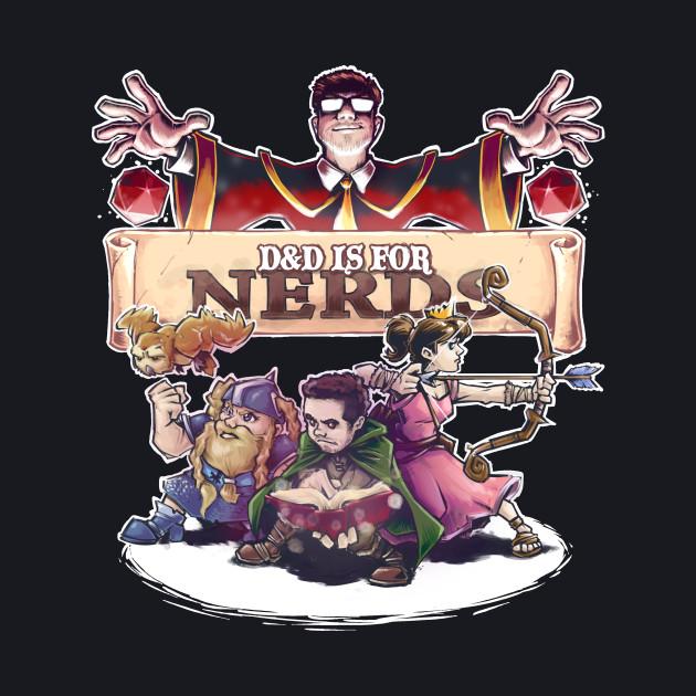 D&D is For Nerds Season 2