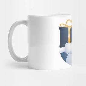 Giving Snowman Mug