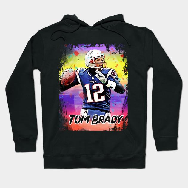more photos de122 f911a Tom Brady 12 Quarterback