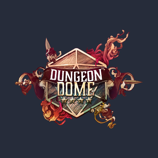 Dungeon Dome Kirkby Logo