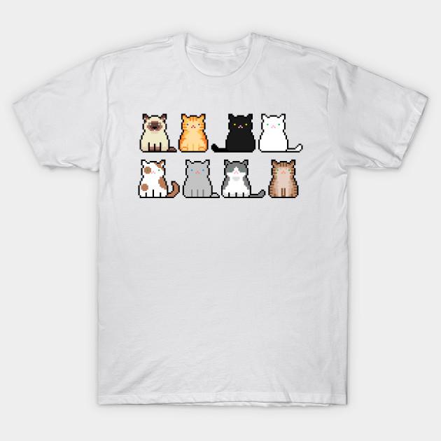 cat tee cats tshirt teepublic