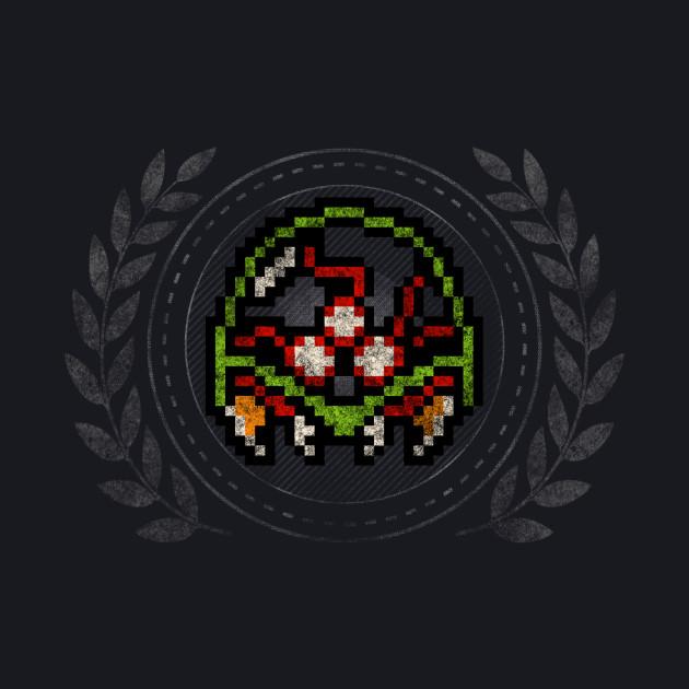 Metroid - Sprite Badge