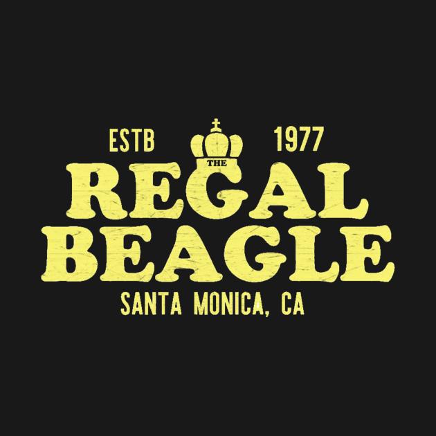Regal Beagle British Pub Estb 1977 Santa Monica, CA