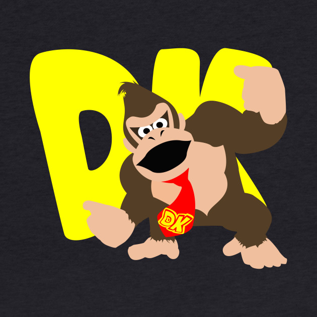 Super Smash Bros Donkey Kong