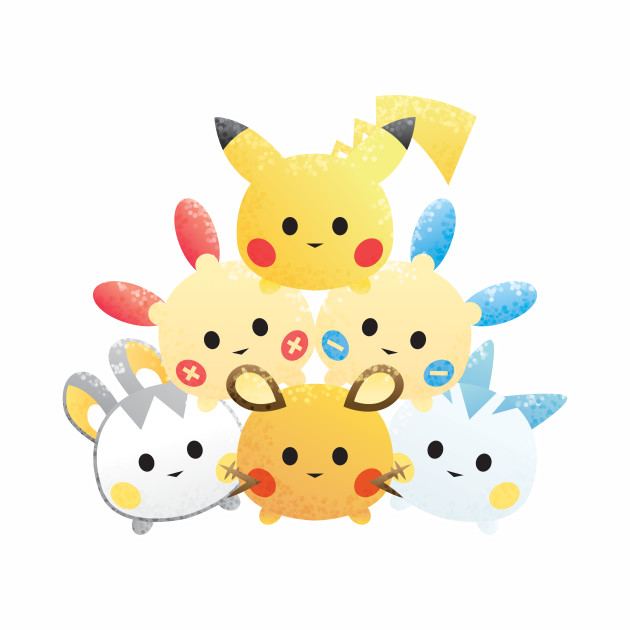 Stackable Pocket Monsters