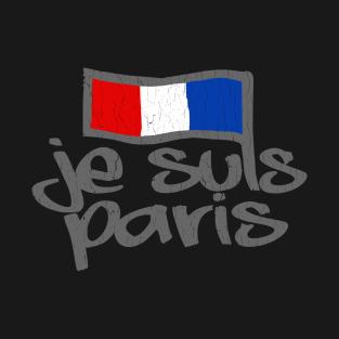 Je Suis Paris - I Am Paris t-shirts