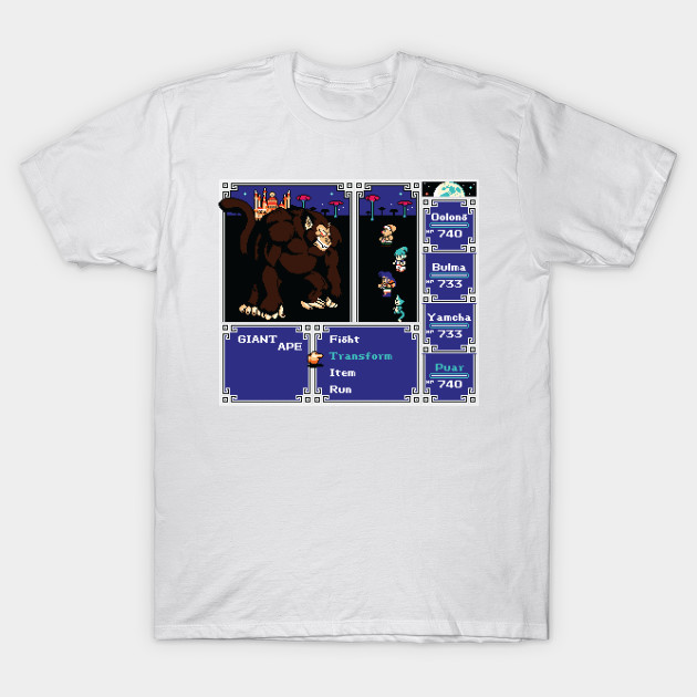 A Childlike Love of Fantasy T-Shirt-TOZ