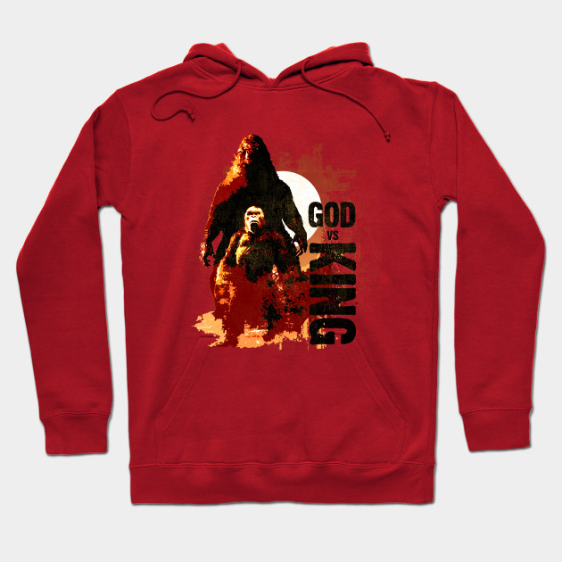 Godzilla vs. Kong Sweater