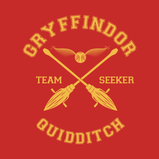 Gryffindor - Team Seeker